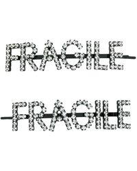 Ashley Williams - Fragile Hair Pins - Lyst