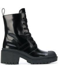 Marc Jacobs - Bristol Combat Boots - Lyst