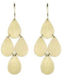 Irene Neuwirth - Four Drop Earrings - Lyst