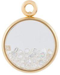 Aurelie Bidermann - 'chivoir' Diamond Pendant - Lyst