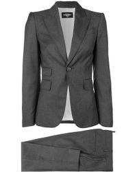 DSquared² - Two-piece Fitted Suit - Lyst