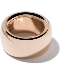 Pomellato - 18kt Rose Gold Large Iconica Ring - Lyst