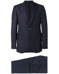Ermenegildo Zegna - Two-piece Pinstriped Suit - Lyst