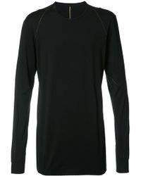 DEVOA   Long Sleeve T-shirt   Lyst