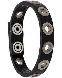 DIESEL - A-vlad Bracelet - Lyst