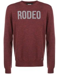 DSquared² - Rodeo Jumper - Lyst