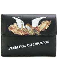 Undercover | Printed Wallet | Lyst
