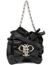 Emilio Pucci - Ruffled Shoulder Bag - Lyst