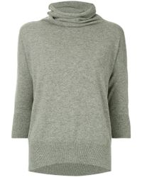 Cruciani - Turtleneck Sweater - Lyst