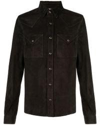 Saint Laurent - Pocket Shirt - Lyst