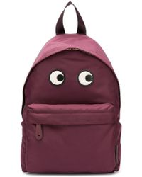 Anya Hindmarch - Eyes Backpack - Lyst