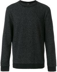 CALVIN KLEIN 205W39NYC - Printed Sweatshirt - Lyst