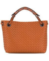Bottega Veneta - Intrecciato Small Garda Bag - Lyst 3f824aba1225a