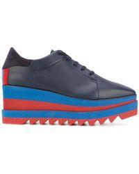 Stella McCartney - Sneak-elyse Platform Shoes - Lyst