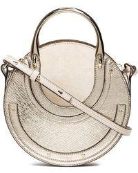 Chloé - Metallic Pixie Crossbody Bag - Lyst