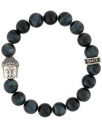 King Baby Studio - Meditating Buddha Bracelet - Lyst