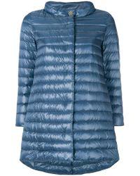 Herno - Midi Padded Jacket - Lyst