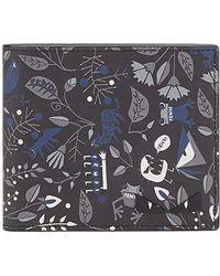 Fendi | Printed Wallet | Lyst