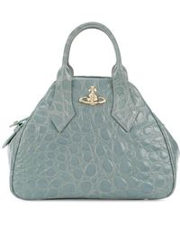 Vivienne Westwood - Embossed Shoulder Bag - Lyst
