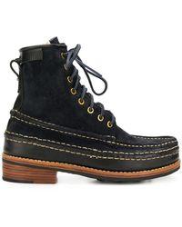 Visvim - Rolland Boots - Lyst