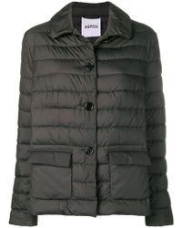 Aspesi - Padded Jacket - Lyst