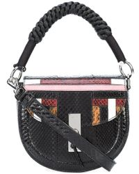Altuzarra - Woven Detail Shoulder Bag - Lyst