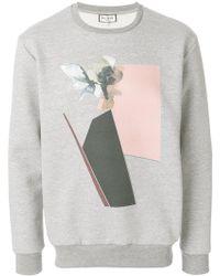 Paul & Joe - Geometric Print Sweatshirt - Lyst