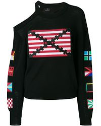 Marcelo Burlon - Flags Sweater - Lyst