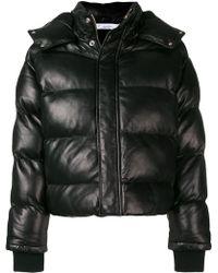 IRO - Detachable Hood Puffer Jacket - Lyst