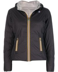 K-Way - Lily Padded Jacket - Lyst