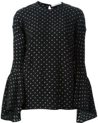 Givenchy | Star Print Blouse | Lyst