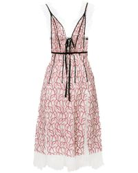Giambattista Valli - Floral Lace Dress - Lyst