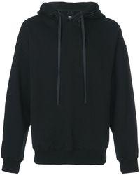 D.GNAK Zip-up Printed Sweatshirt