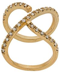 FEDERICA TOSI - Twisted Ring - Lyst