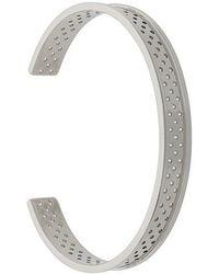 Northskull - Perforated Cuff - Lyst