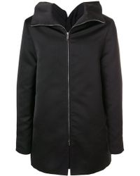 Rick Owens - Straight-fit Zipped Coat - Lyst