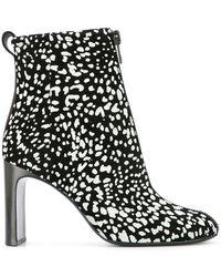 Rag & Bone - Contrasting Panel Boots - Lyst