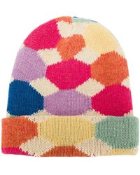 Gucci - Knitted Beanie - Lyst