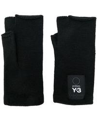 Y-3 - Fingerless Gloves - Lyst
