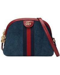 Gucci - Ophidia Small Shoulder Bag - Lyst
