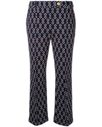 Tory Burch - Sara Tailored Trousers - Lyst