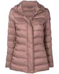 Peuterey - Padded Fitted Jacket - Lyst