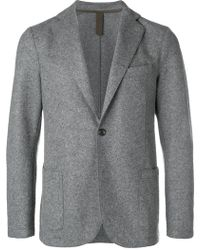 Eleventy - One Button Blazer - Lyst