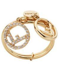 Fendi - Ring Ring - Lyst