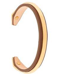 Northskull - Contrast Panel Bracelet - Lyst