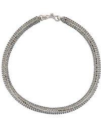 Atelier Swarovski - Bolster Necklace By Christopher Kane - Lyst