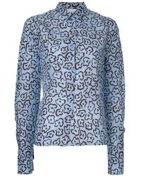 Christian Wijnants Loose-fit Printed Shirt