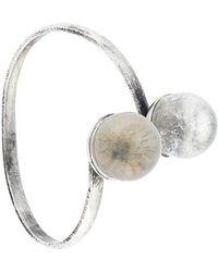 Midgard Paris - Spiral Bracelet - Lyst