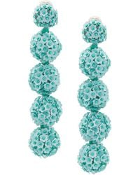 Sachin & Babi - Fleur Bouquet Earrings - Lyst