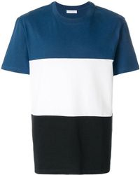 Futur - Colour Block T-shirt - Lyst